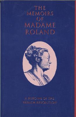 Memiors of Madame Roland Cover