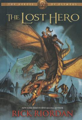 The Lost Hero (Heroes of Olympus #1) Cover Image