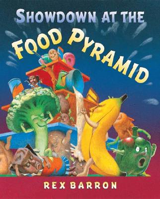 Showdown at the Food Pyramid Cover