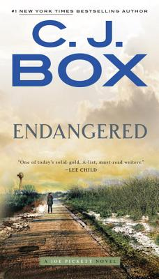 Endangered (A Joe Pickett Novel #15) Cover Image