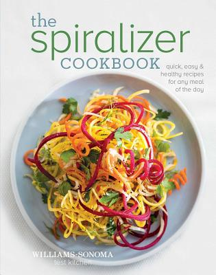 The Spiralizer Cookbook Cover Image