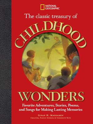 The Classic Treasury of Childhood Wonders Cover