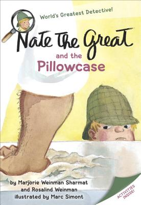 Nate the Great and the Pillowcase Cover Image