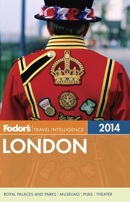 Fodor's London 2014 Cover