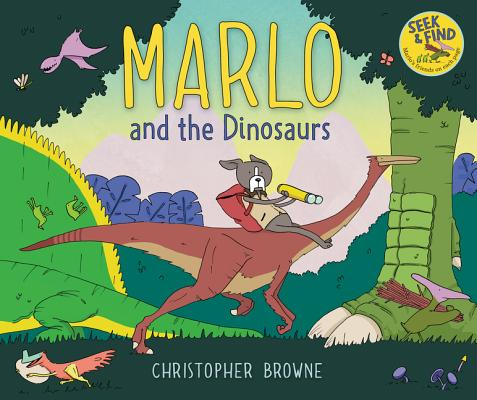 Marlo and the Dinosaurs by Christopher Browne
