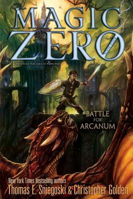 Cover for Battle for Arcanum (Magic Zero #4)