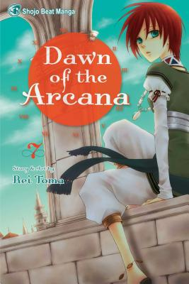 Dawn of the Arcana, Volume 7 Cover