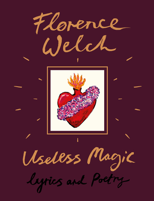 Useless Magic: Lyrics and Poetry Cover Image