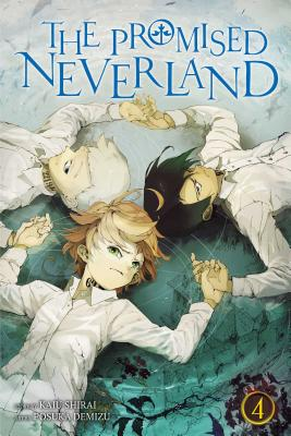The Promised Neverland, Vol. 4 Cover Image