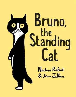 Bruno, the Standing Cat Cover Image