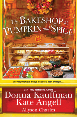 The Bakeshop at Pumpkin and Spice Cover Image