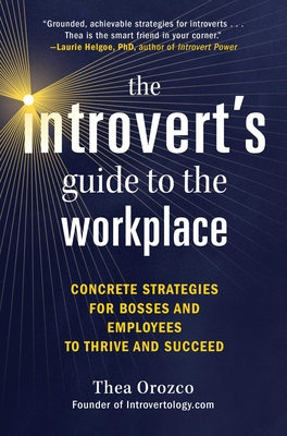 Cover for The Introvert's Guide to the Workplace