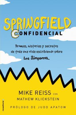 Springfield Confidencial Cover Image