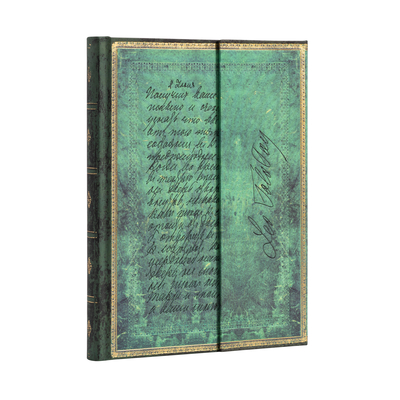 Tolstoy Letter of Peace, Hardc (Embellished Manuscripts Collection) Cover Image