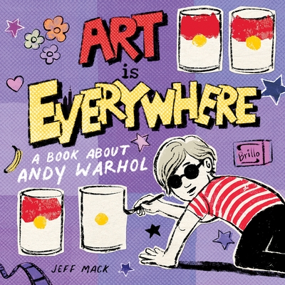 Cover for Art Is Everywhere