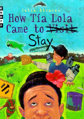 How Tia Lola Came to (Visit) Stay Cover