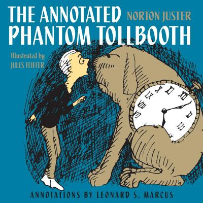 The Annotated Phantom Tollbooth Cover Image