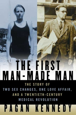 The First Man-Made Man Cover