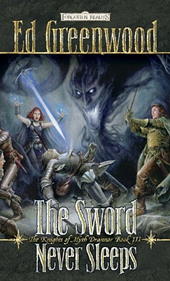 Cover for The Sword Never Sleeps
