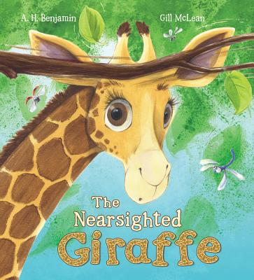 Storytime: The Nearsighted Giraffe Cover Image