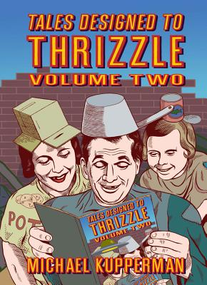 Tales Designed To Thrizzle Volume Two Cover Image