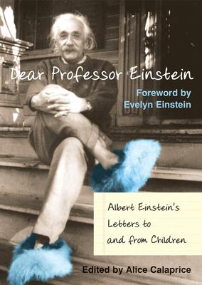 Cover for Dear Professor Einstein