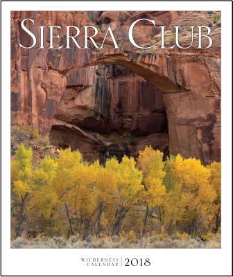Sierra Club Wilderness Calendar 2018 Cover Image