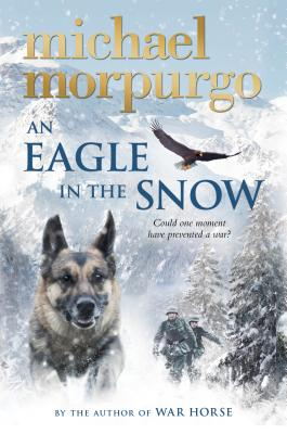 An Eagle in the Snow Cover