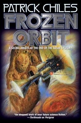 Frozen Orbit Cover Image