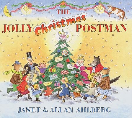The Jolly Christmas Postman Cover Image