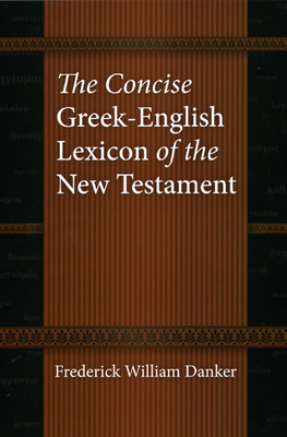 Cover for The Concise Greek-English Lexicon of the New Testament