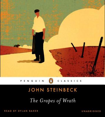 The Grapes of Wrath (Penguin Audio Classics) Cover Image