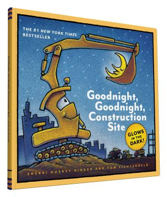 Goodnight, Goodnight, Construction Site: Glow in the Dark Edition Cover Image