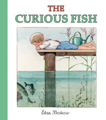 The Curious Fish Cover