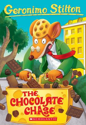 The Chocolate Chase (Geronimo Stilton #67) Cover Image
