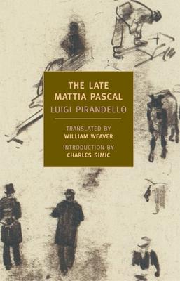 The Late Mattia Pascal Cover