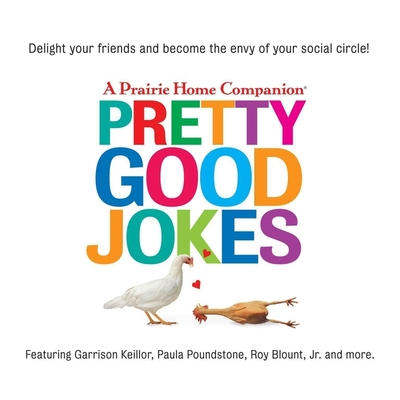 Pretty Good Jokes Cover Image