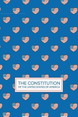 The Constitution of The United States of America: Pocket Book Constitutions Cover Image