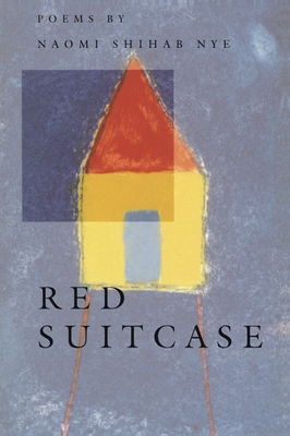 Red Suitcase Cover