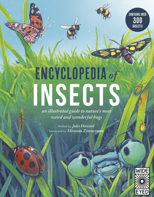 Encyclopedia of Insects: an illustrated guide to nature's most weird and wonderful bugs - Contains over 300 insects! Cover Image