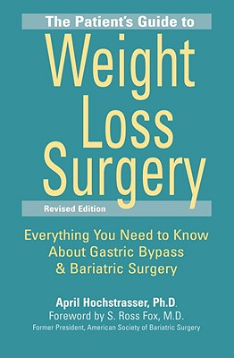The Patient's Guide to Weight Loss Surgery Cover