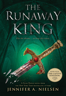 The Runaway King Cover