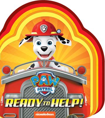 Ready to Help! (PAW Patrol) Cover Image