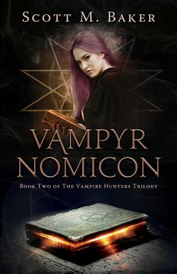 Cover for Vampyrnomicon