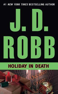 Holiday in Death Cover Image