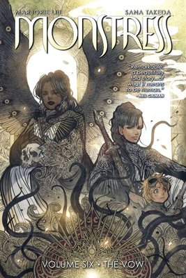 Monstress, Volume 6: The Vow Cover Image