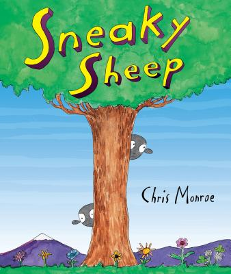 Sneaky Sheep Cover