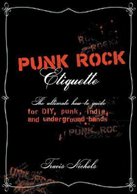 Punk Rock Etiquette Cover