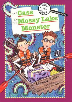 The Case of the Mossy Lake Monster Cover