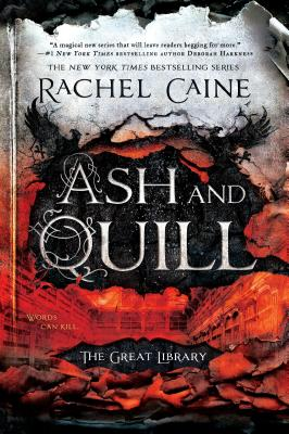 Ash and Quill (The Great Library #3) Cover Image